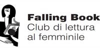 logo falling book